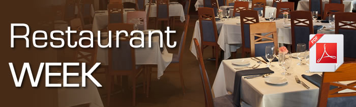 Welcome to azitra restaurant for 010 cuisine weekmenu